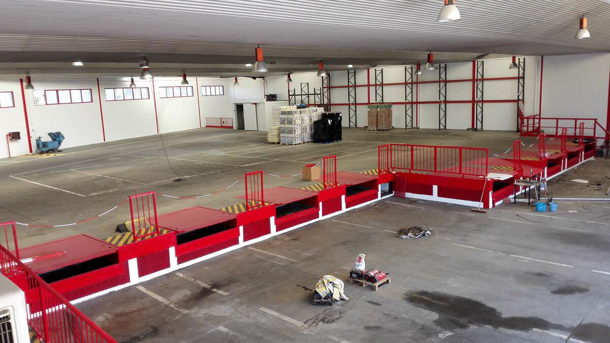 TLH Logística nuevas instalaciones